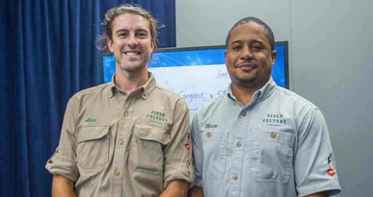 Two former winners of Alabama Launchpad