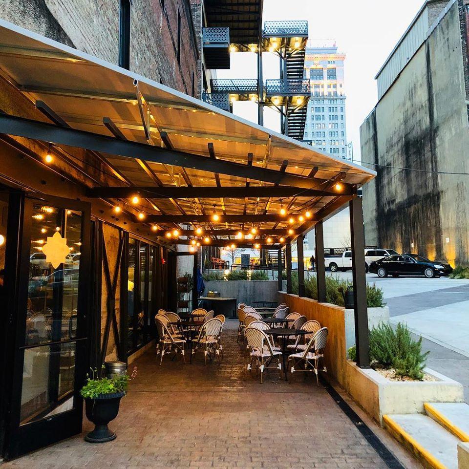Treat yo' self at these Birmingham wine bars with patios