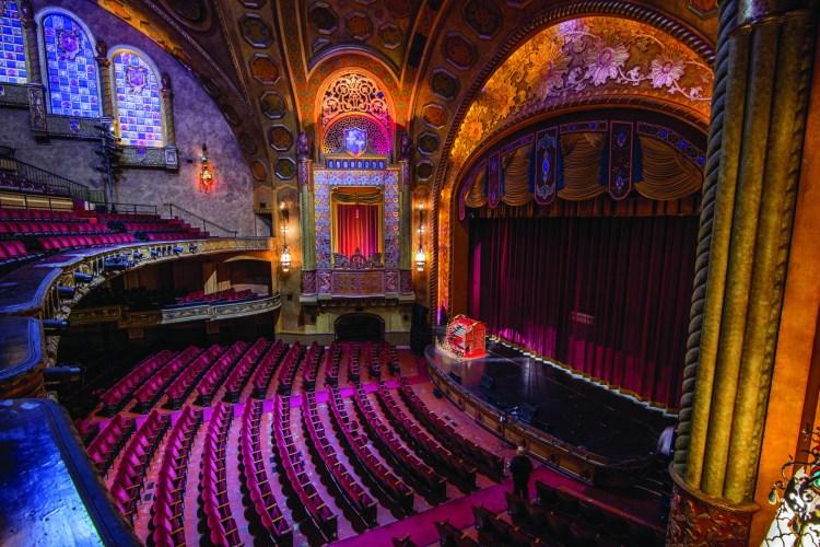 Birmingham, Alabama Theatre