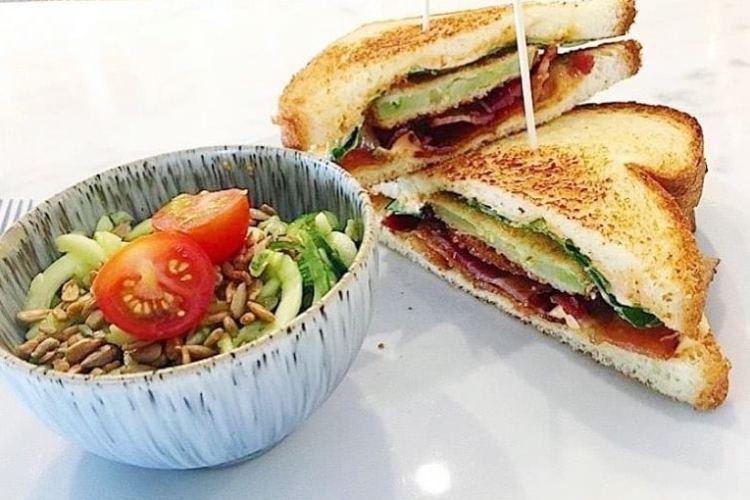Birmingham, Real & Rosemary, BLT, sandwiches