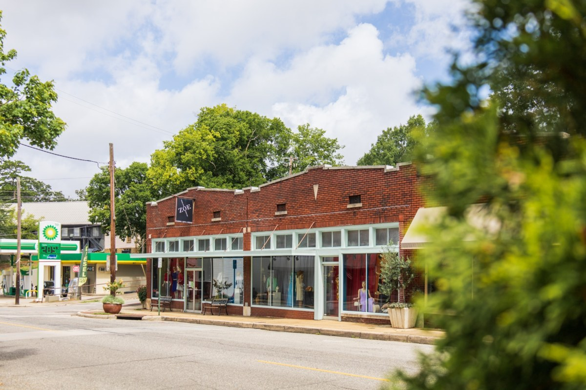 Dunn Real Estate purchases retail building in downtown Forest Park