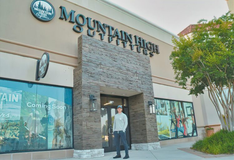 Buy a pair of shoes, give a pair of shoes at Mountain High Outfitters