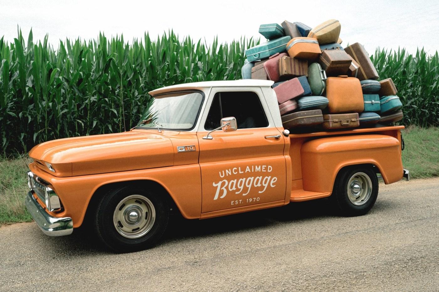 Birmingham, Scottsboro, Alabama, Unclaimed Baggage