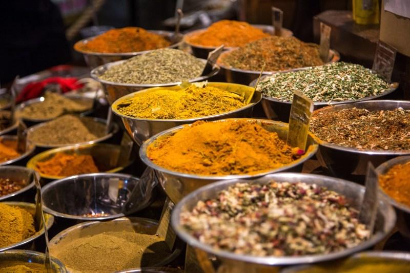 Birmingham, curry, spices