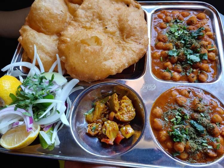 Birmingham, Taj India, curry