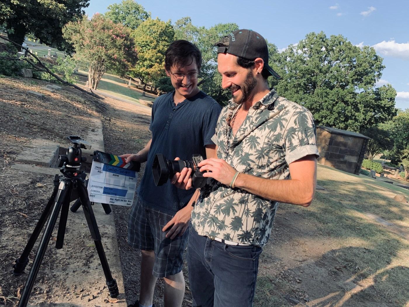 Jeremiah Fanning for Sidewalk Film Festival