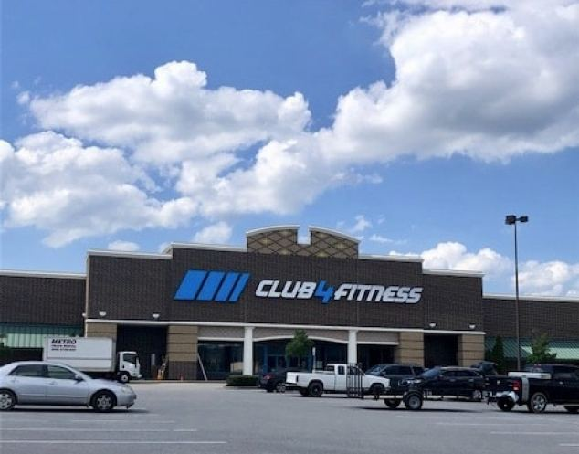 Birmingham, Brook Highland, Club 4 Fitness