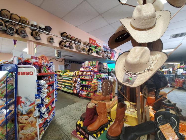 Cowboy Hats and More at El Girasol