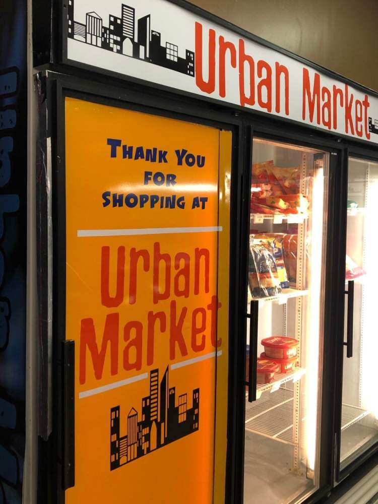 Gratitude at Urban Market Discount Foods