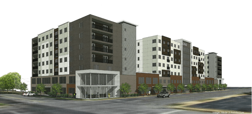 $55M UAB student housing project in Parkside takes another step forward