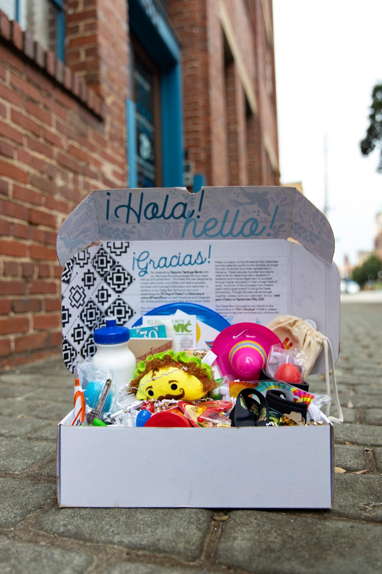 Birmingham, Fiesta Bham, Fiesta, Fiesta in a Box