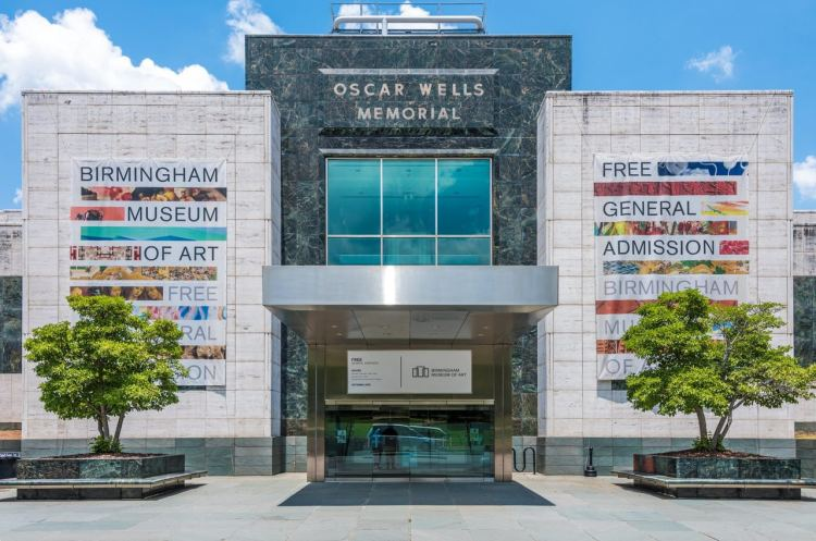 Birmingham Museum of art reopens so soon