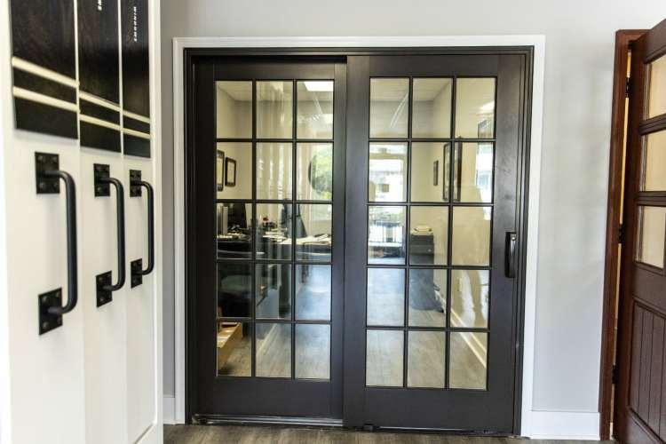 Sliding doors at Pella in Birmingham