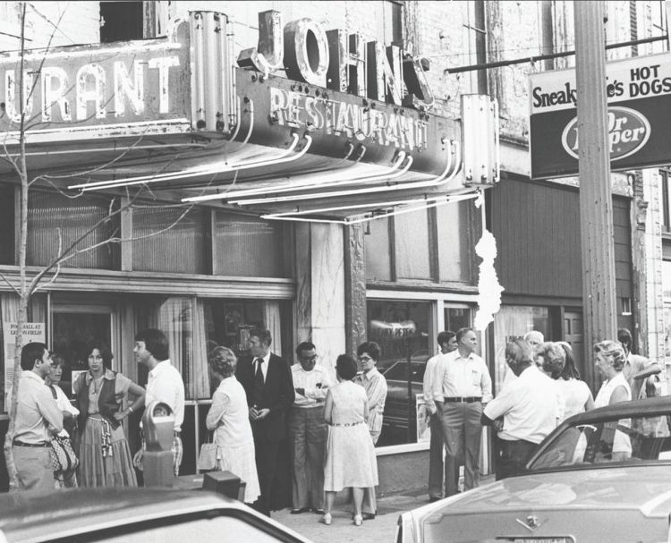 John's Restaurant, back in the day, top bhamnow stories 2020