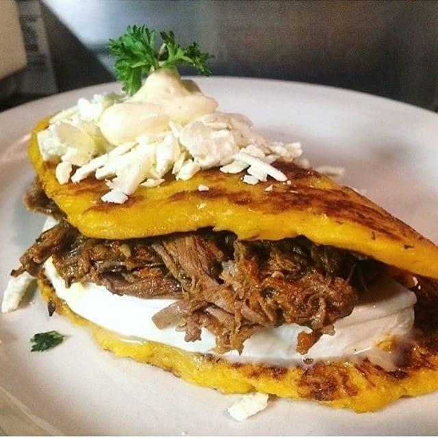 Photo of cachapa at Pa'Que Ronald