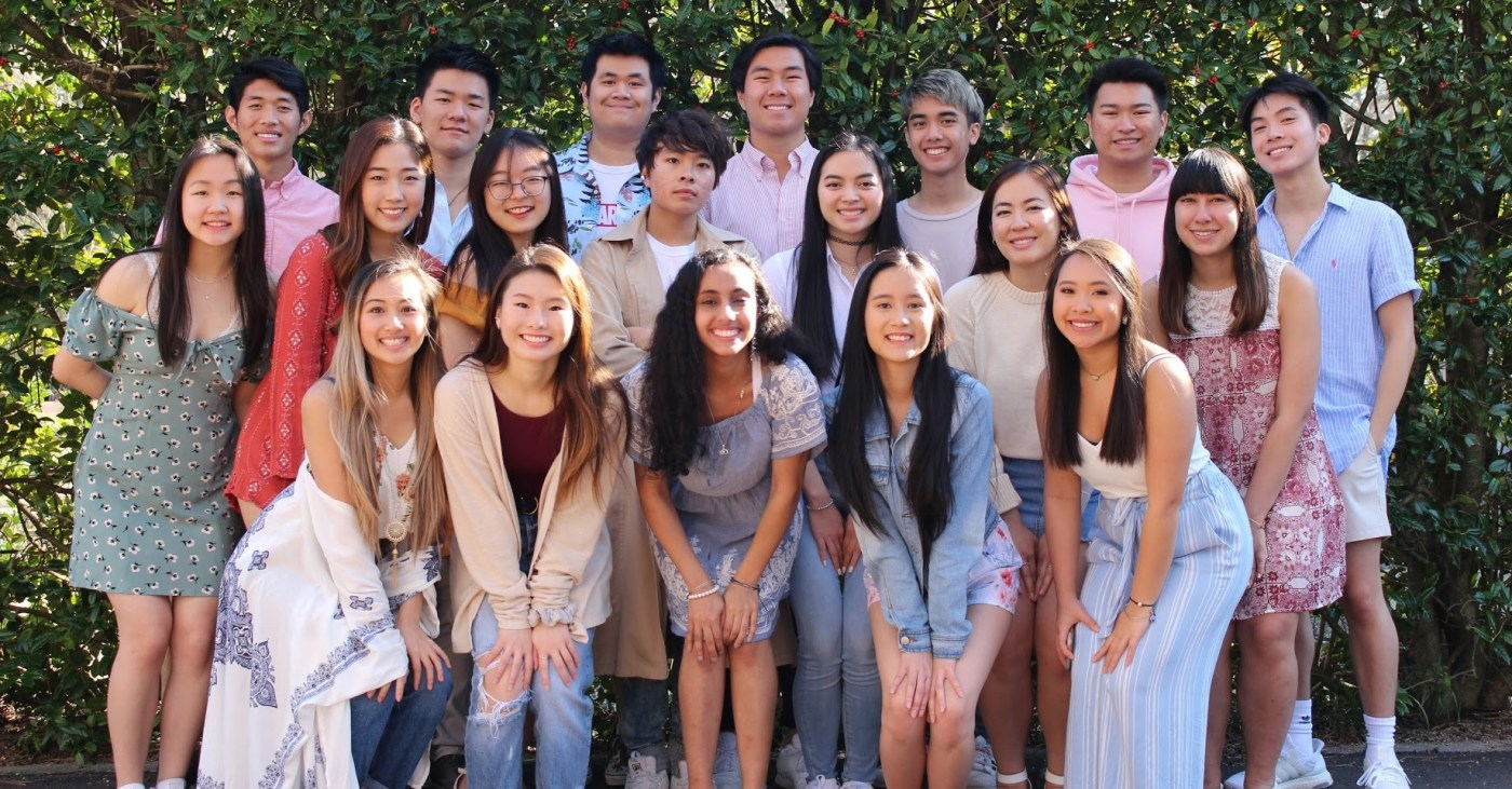 Group photo of some of VSA's members