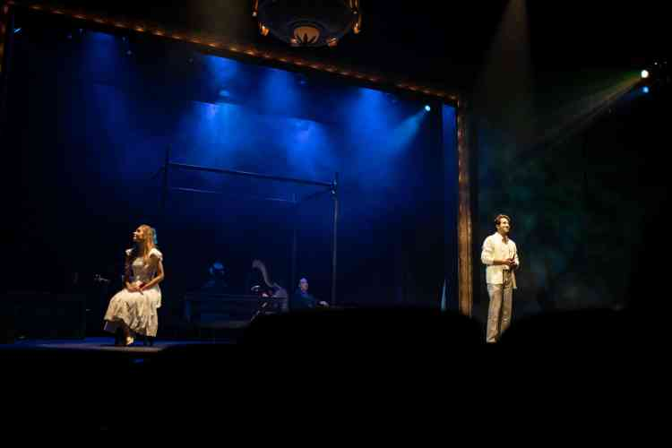 "Matt and Luisa in ""The Fantasticks"""