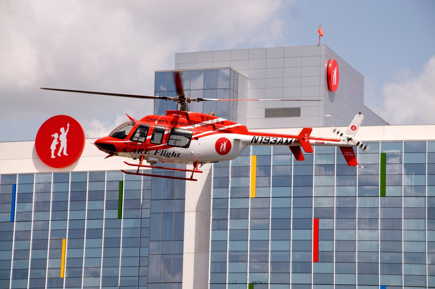 Children's of Alabama has the busiest pediatric emergency department in the Southeastern US.
