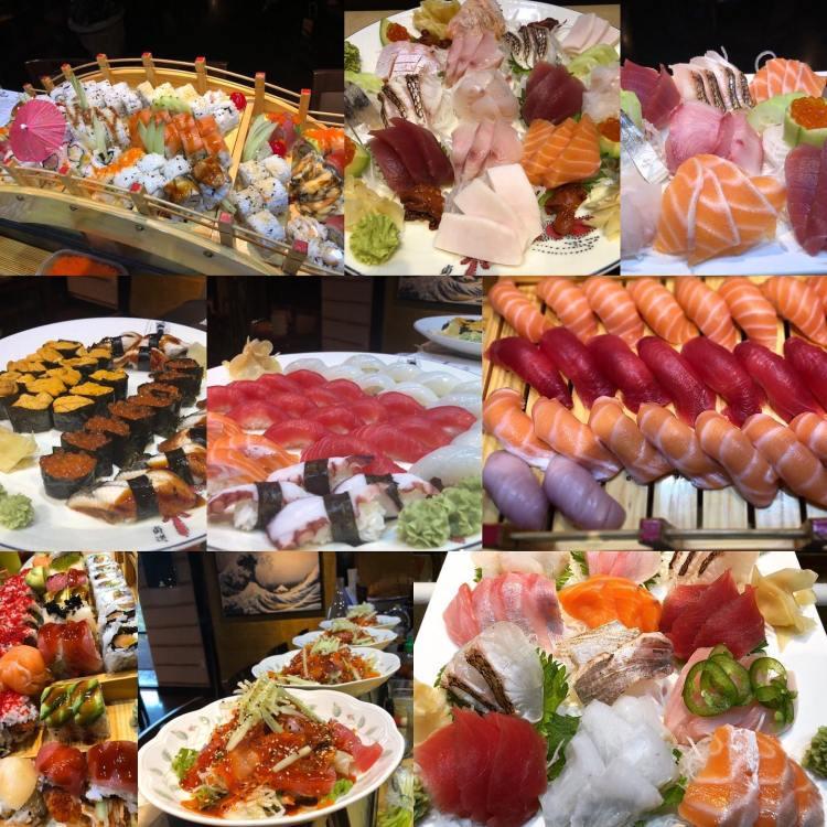 Ginza Sushi and Korean BBQ also serves delicious Korean food