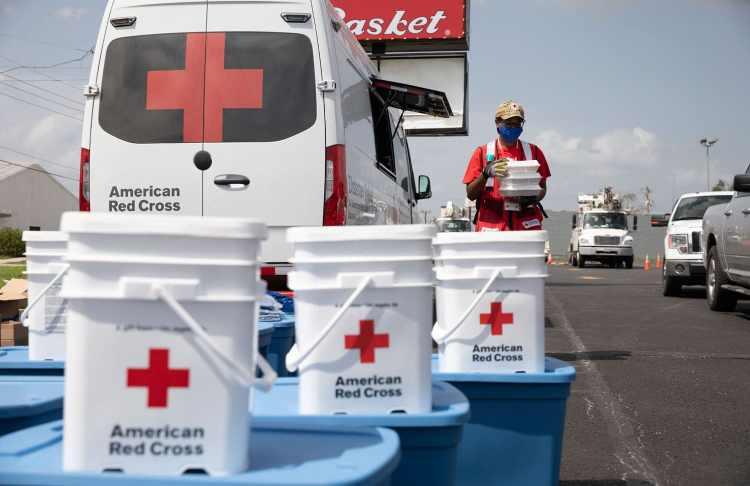 Birmingham, American Red Cross