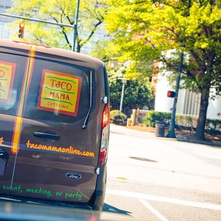 Taco Mama truck