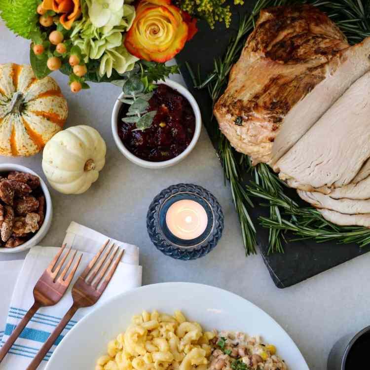 Real & Rosemary, Thanksgiving