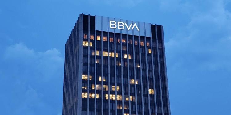 BBVA building in Birmingham