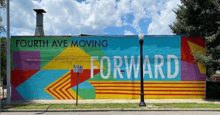 Fourth Avenue Moving Forward
