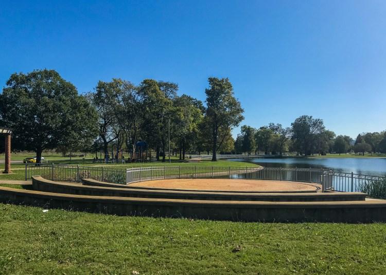 W.C. Patton Park