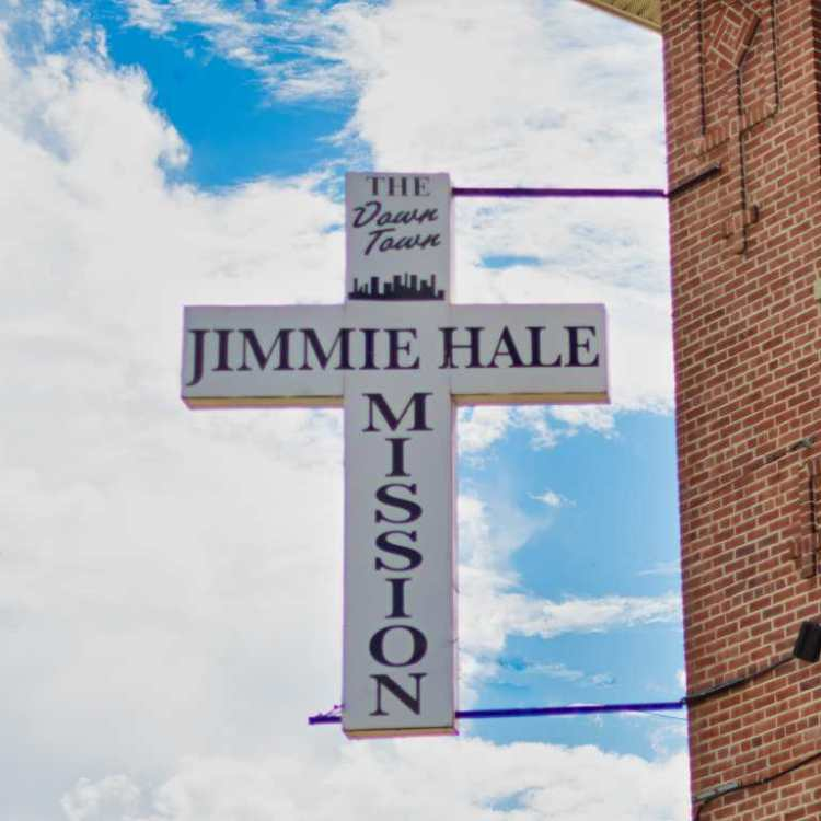 Jimmie Hale Mission gives back through a variety of services