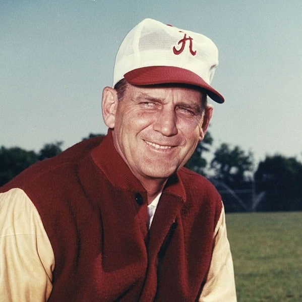 "Paul ""Bear"" Bryant was the reason Jim Duren wanted to go to Alabama"