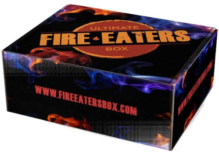 Fire Eaters Box