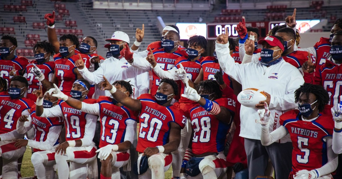 Alabama High School Sports in 2020 was more than a game
