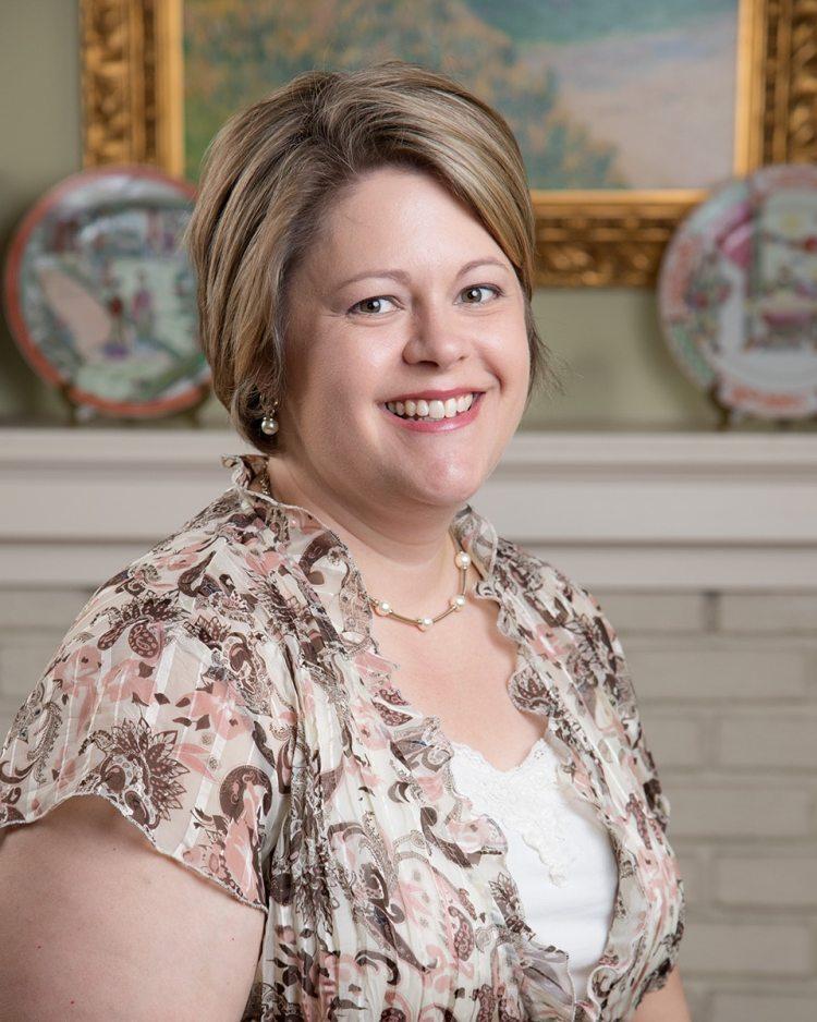Malinda Jowers Weaver is one of the clergywomen in Birmingham