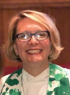 Emily Freeman Penfield is one of the clergywomen in Birmingham