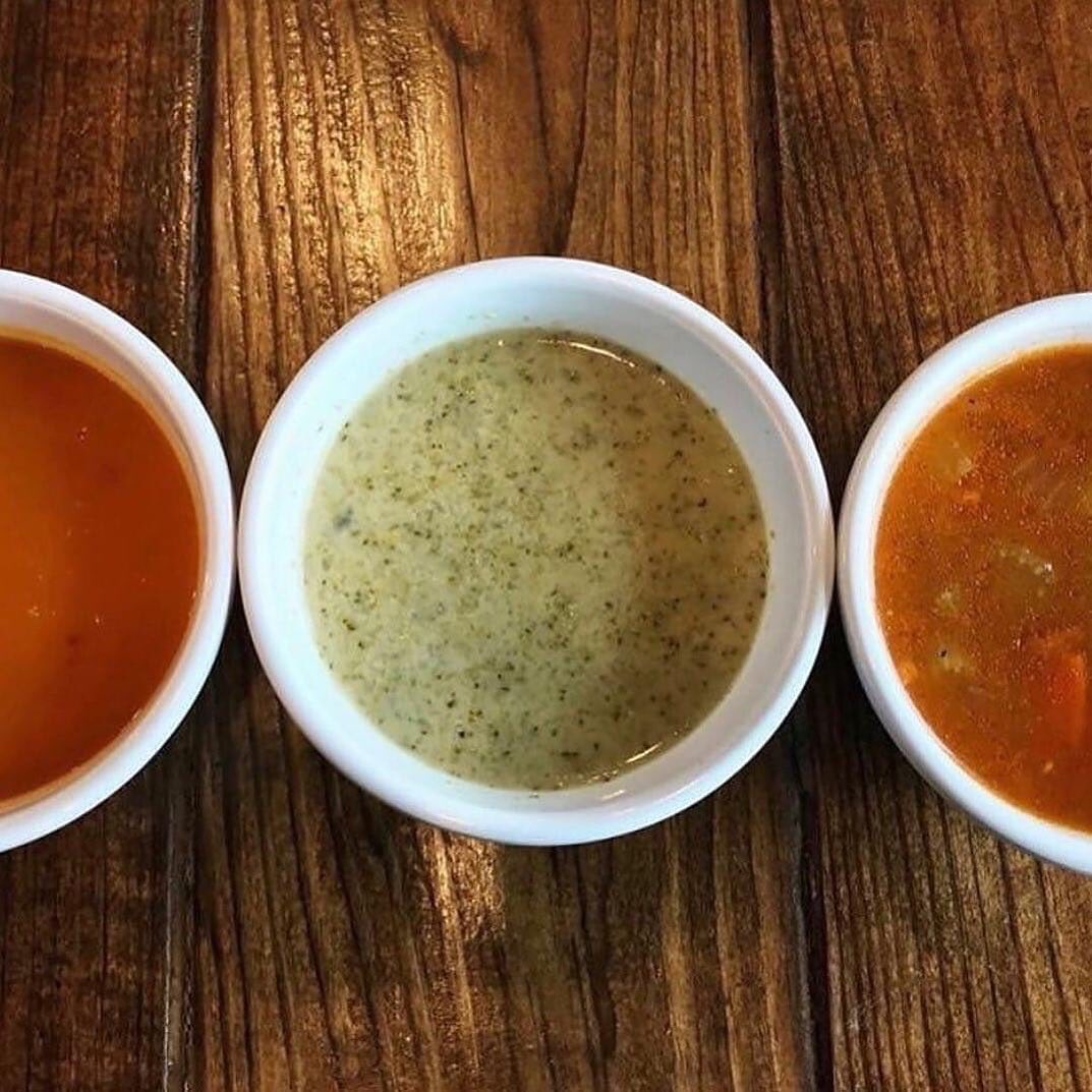 Three soups from Urban Cookhouse