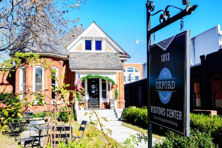 Visit Oxford Visitors Center