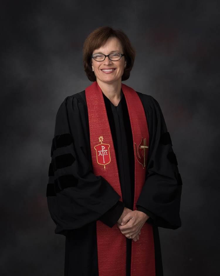 Bishop Wallace-Padgett, clergywoman in Alabama