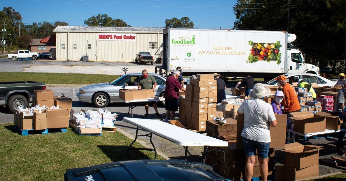 Community Food Bank of Central Alabama