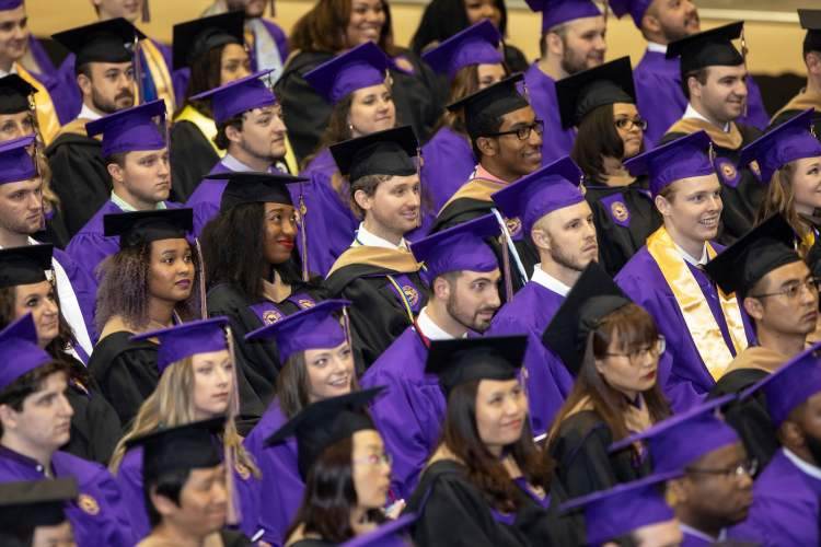 UNA graduation - imagine going after you copmlete your UNA MBA