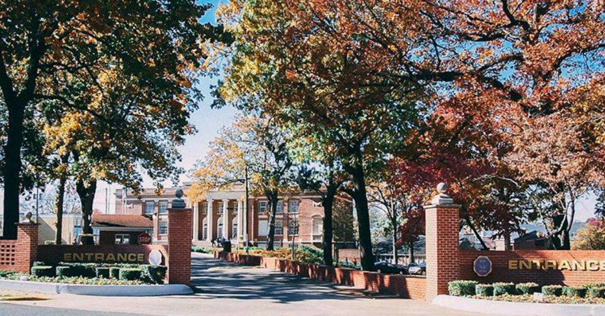 miles college campus