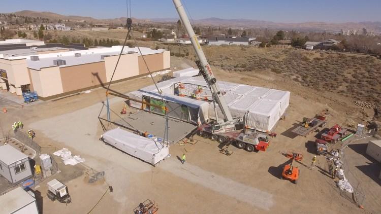 BLOX construction