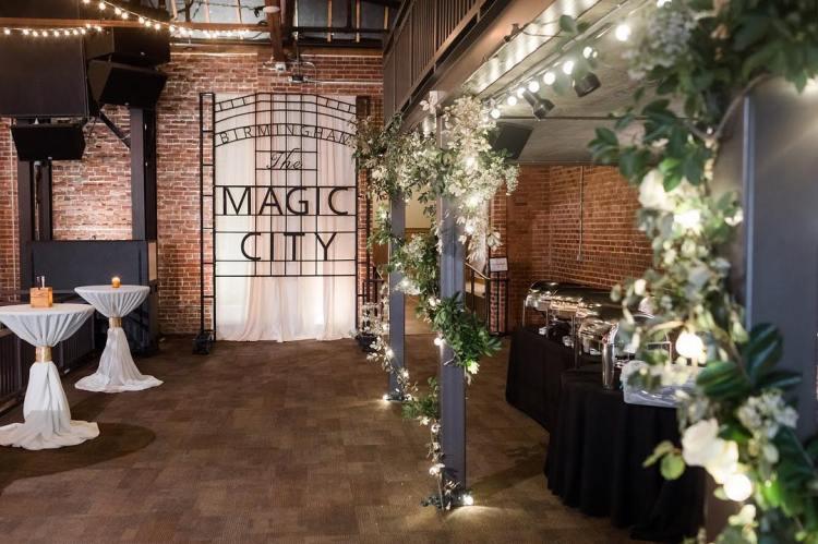 iron city wedding