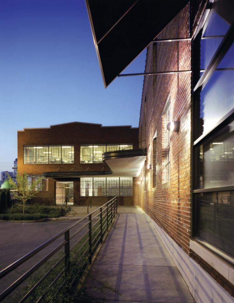 Williams Blackstock Architects office
