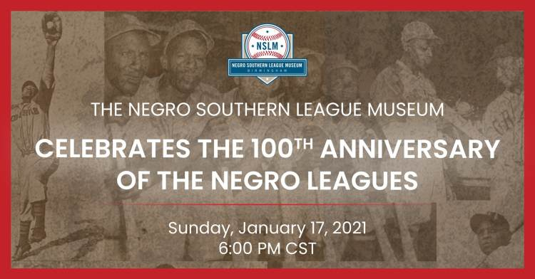 100th anniversary of the Negro Southern Leagues, MLK Day events in Birmingham