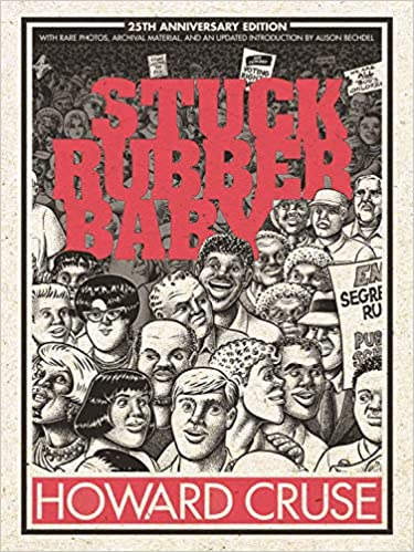 Stuck Rubber Baby, BSC book club