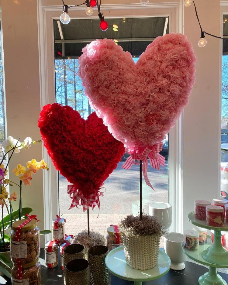 Main Street Florist, flowers, Valentine's