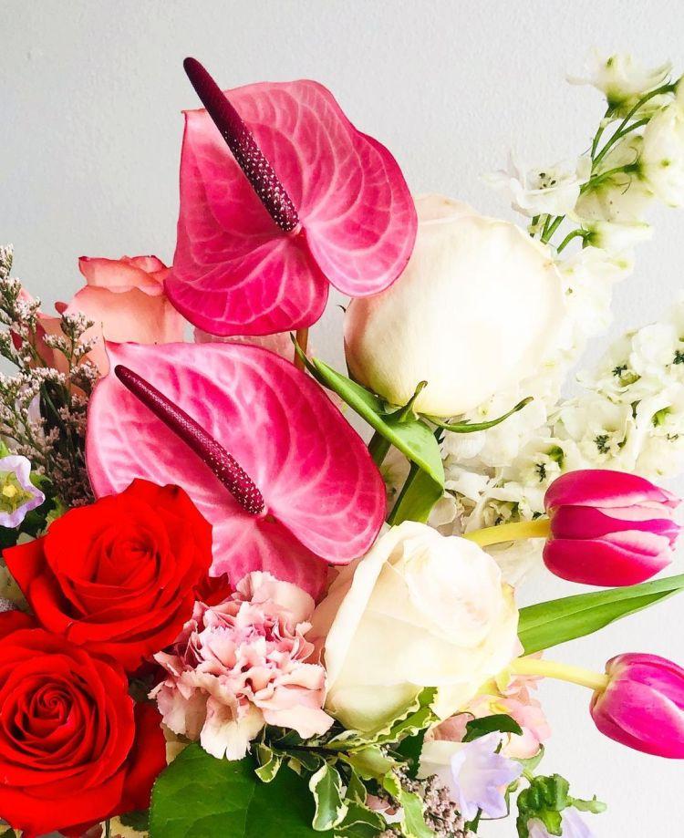 Wild Things, flowers, Valentine's