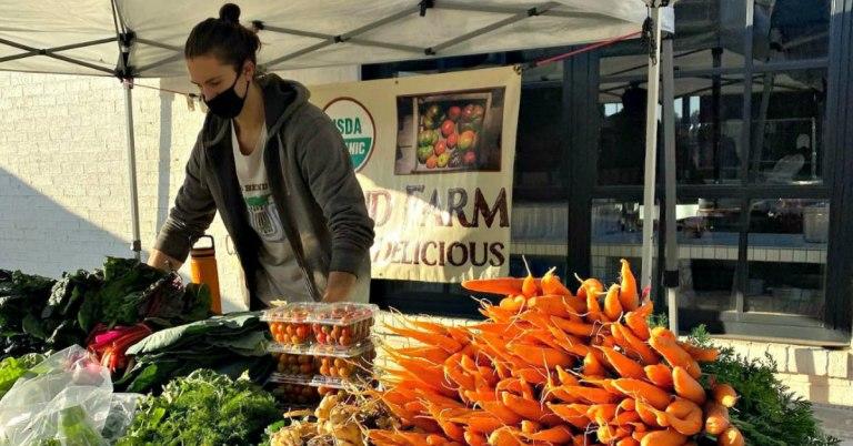 Birdsong farmers market