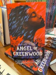 angel of greenwood thank you books birmingham